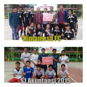 ACCOUNTING FUTSAL COMPETITION (AFC) JURUSAN 2016