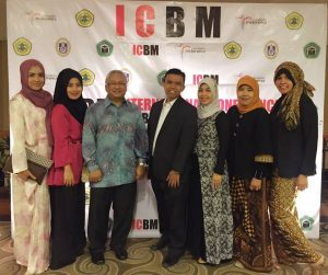 INTERNATIONAL CONFERENCE ON BUSINESS MANAGEMENT 2016