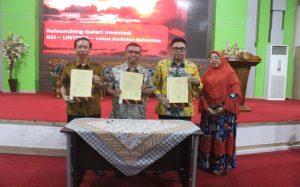 RELAUNCHING GALERI INVESTASI BURSA EFEK INDONESIA FEB UNTIRTA