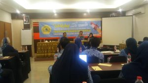 WORKSHOP PENDAMPING PROGRAM KREATIVITAS MAHASISWA (PKM)